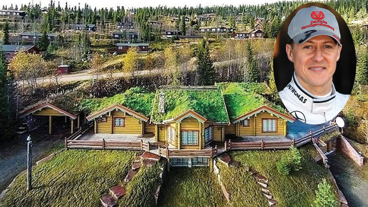 Michael Schumacher Sells Norwegian Mountain Holiday Home