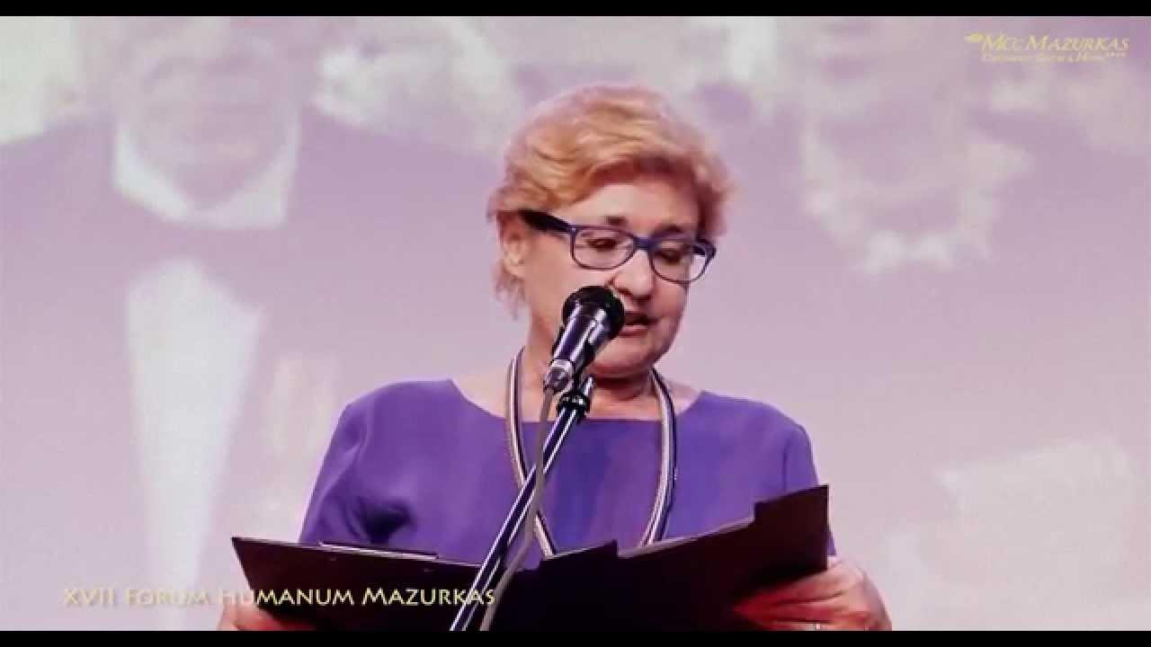 XVII Forum Humanum Mazurkas - Irena Bartkowska