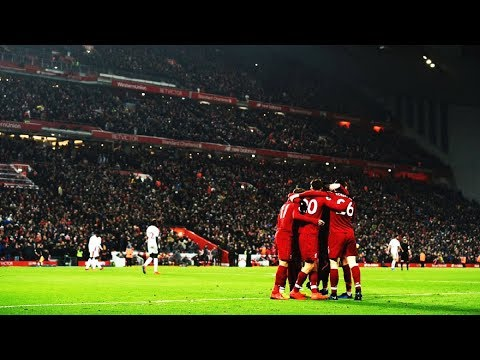 Liverpool FC - Counter Attack Kings - 2017-19