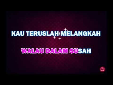 KARAOKE : Senyum -As'ad Motawh-