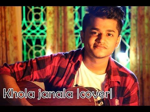 Khola Janala - tahsin ahmed  Covered by Unmesh  (Acoustic)