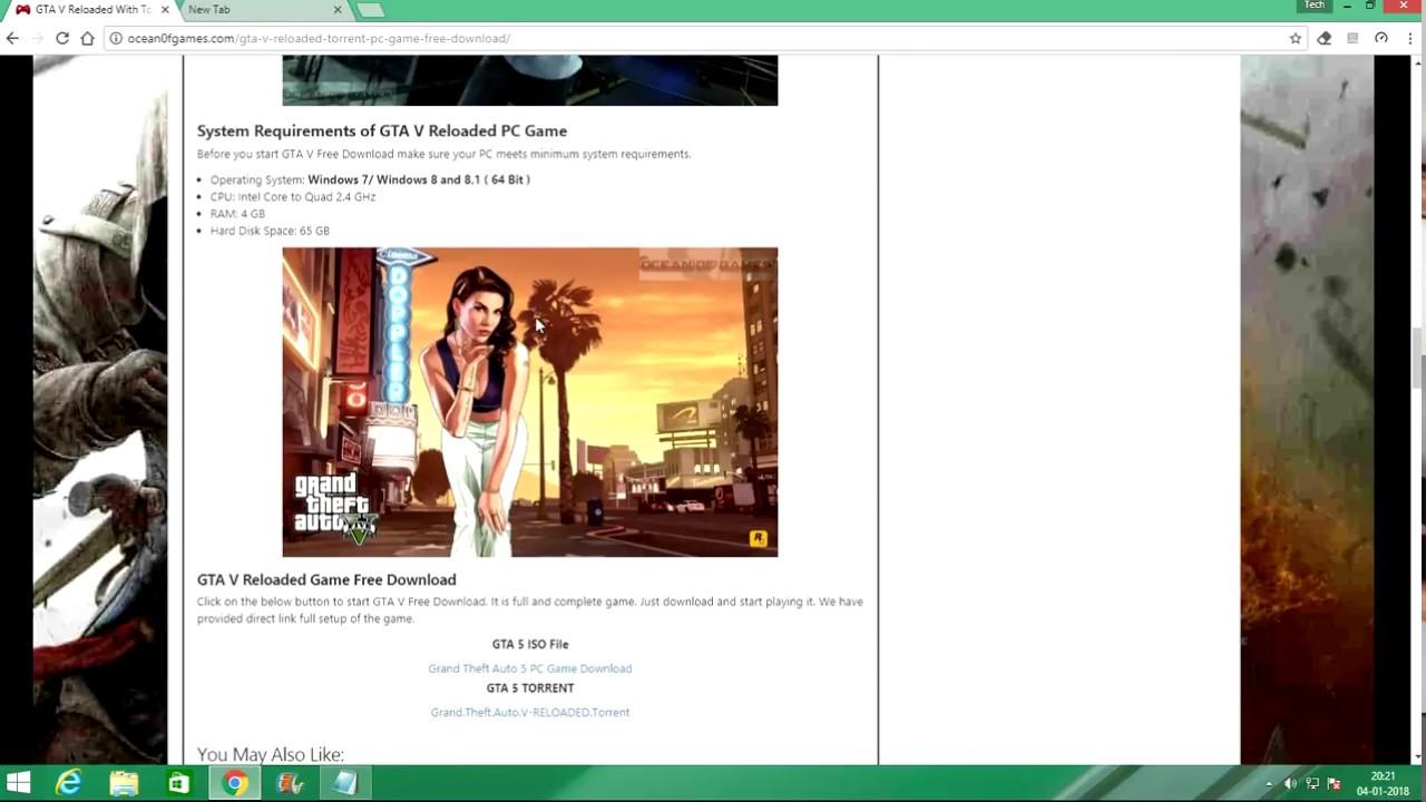 gta 5 download torrent pc iso full version free