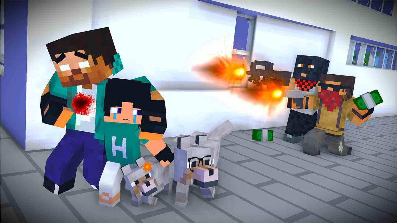 Download Monster School: Poor Baby Heeko & XDJames Sad Family Story Happy Ending -Minecraft Animations