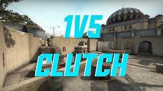 CS:GO 1V5 Clutch