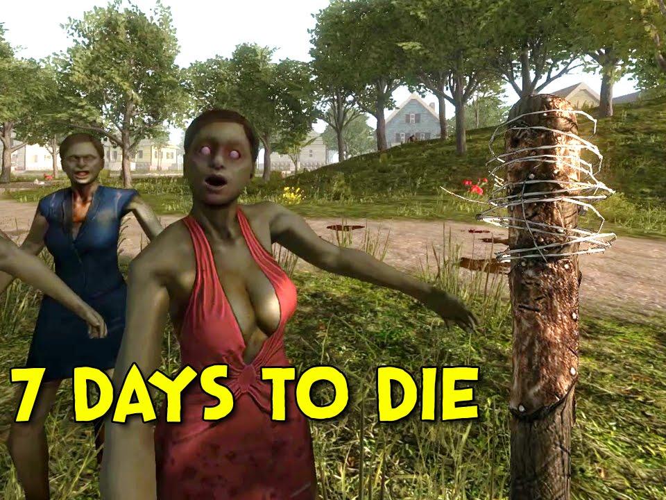 Untererde Anplanzen 7 Days To Die