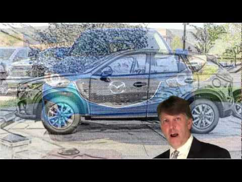 Mike Cummings on the Mazda CX5