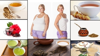 7 Teas That Make You Slim- Drinking Tea For Weight Loss