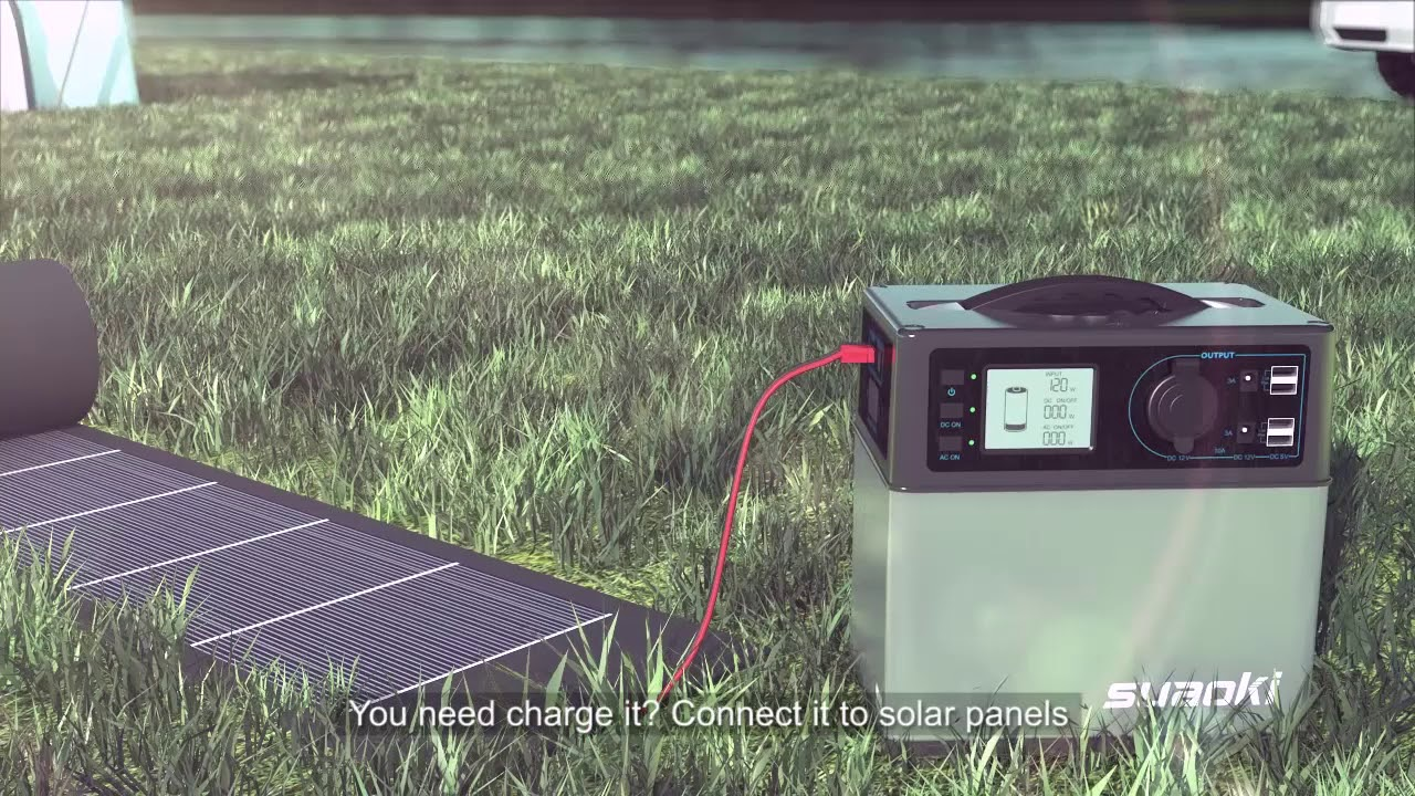 7 Best Solar Generators: Portable and Whole House Powered 2019