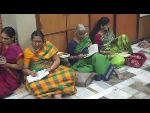 Siriya Thirumadal recitation Sevakalam Mumbai Sri Krishna Sabha