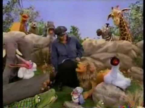 "Jill  Scott on Sesame Street - ""We Are All Earthlings"""