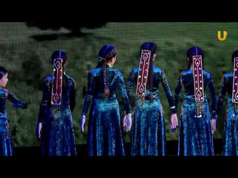 Танцуй №184. Отчетный концерт Уфимского Центра Современного Танца
