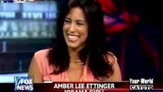 Obama Girl, Mike Gravel on Fox News