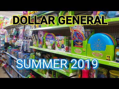 DOLLAR GENERAL - Pools, Rafts,Floaties,Sprinklers, Outdoor Toys - ASMR Shopping