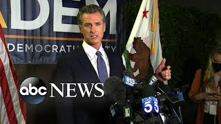 What California's recall election can tell us about the upcoming midterms