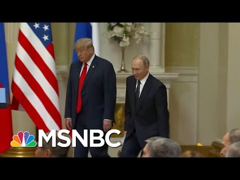 President Donald Trump's Foreign Policy: Chaos | Deadline | MSNBC