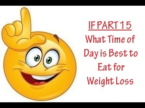 what-time-of-day-is-best-to-eat-to-lose-weight?