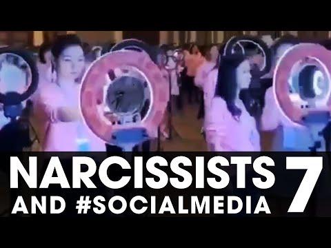 Narcissists and #SOCIALMEDIA VII