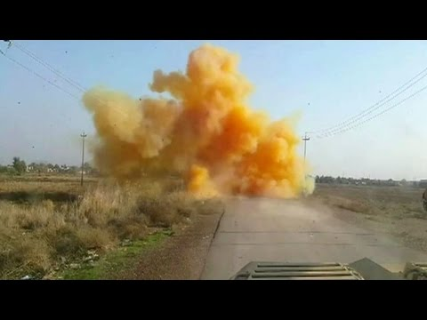 Did ISIS Gas Syria?