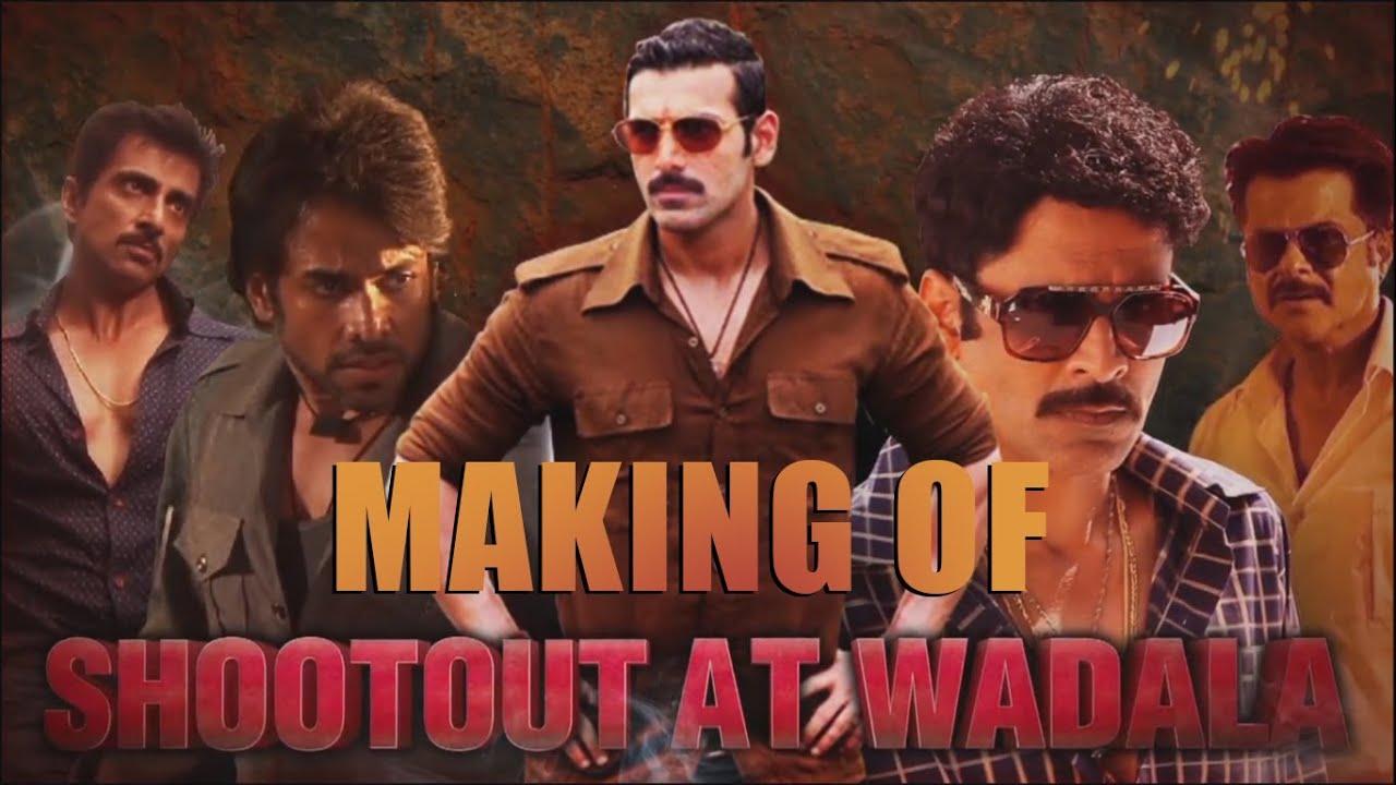 Shootout At Wadala Poster