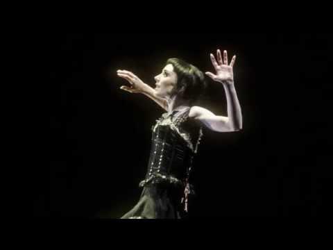 Sarah Lamb on Wayne McGregor's Raven Girl (The Royal Ballet)