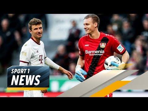 Bernd Leno zum FC Bayern? Das sagt Rudi Völler | SPORT1 - Der Tag