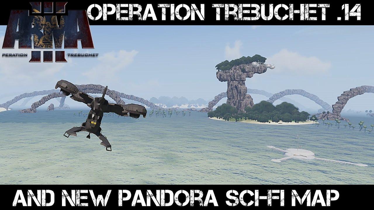 ArmA 3 - Pandora Sci-fi Map and OPTRE  14
