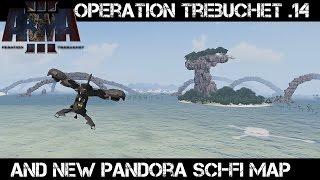 ArmA 3 - Pandora Sci-fi Map and OPTRE .14