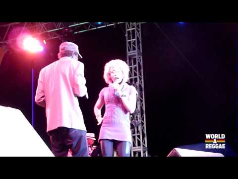 Terror Fabulous ft Nadine Sutherland Live @ Rebel Salute Festival 2013