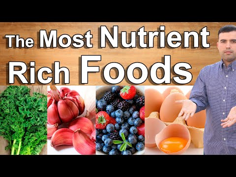 100 YEARS OF LIFE WHEN YOU EAT THESE FOODS The Most Nutrient-Rich Foods on the Planet