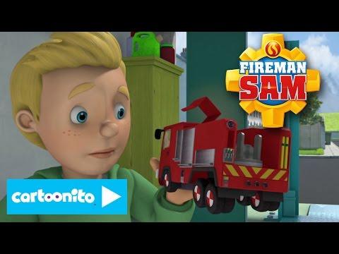 Fireman Sam | Runaway Fire Engine | Cartoonito