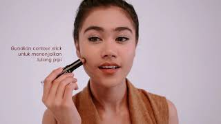 Tutorial Using Quick Fix Care Concealer and PhotoSharp Contour & Highlight Stick