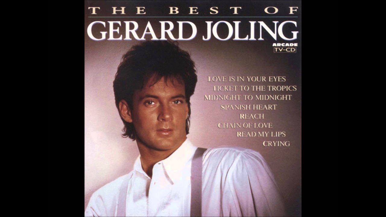 Gerard Joling - Love Is In Your Eyes - Youtube-5783