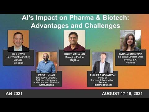 AI's Impact on Pharma & Biotech: Advantages & Challenges