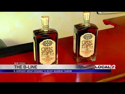 Northern Kentucky launches B-Line for bourbon tourism