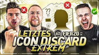 Das ENDE .. 😱🔥 Letztes PRIME ICON MOMENTS EXTREM Discard Battle VS GamerBrother!! FIFA 20