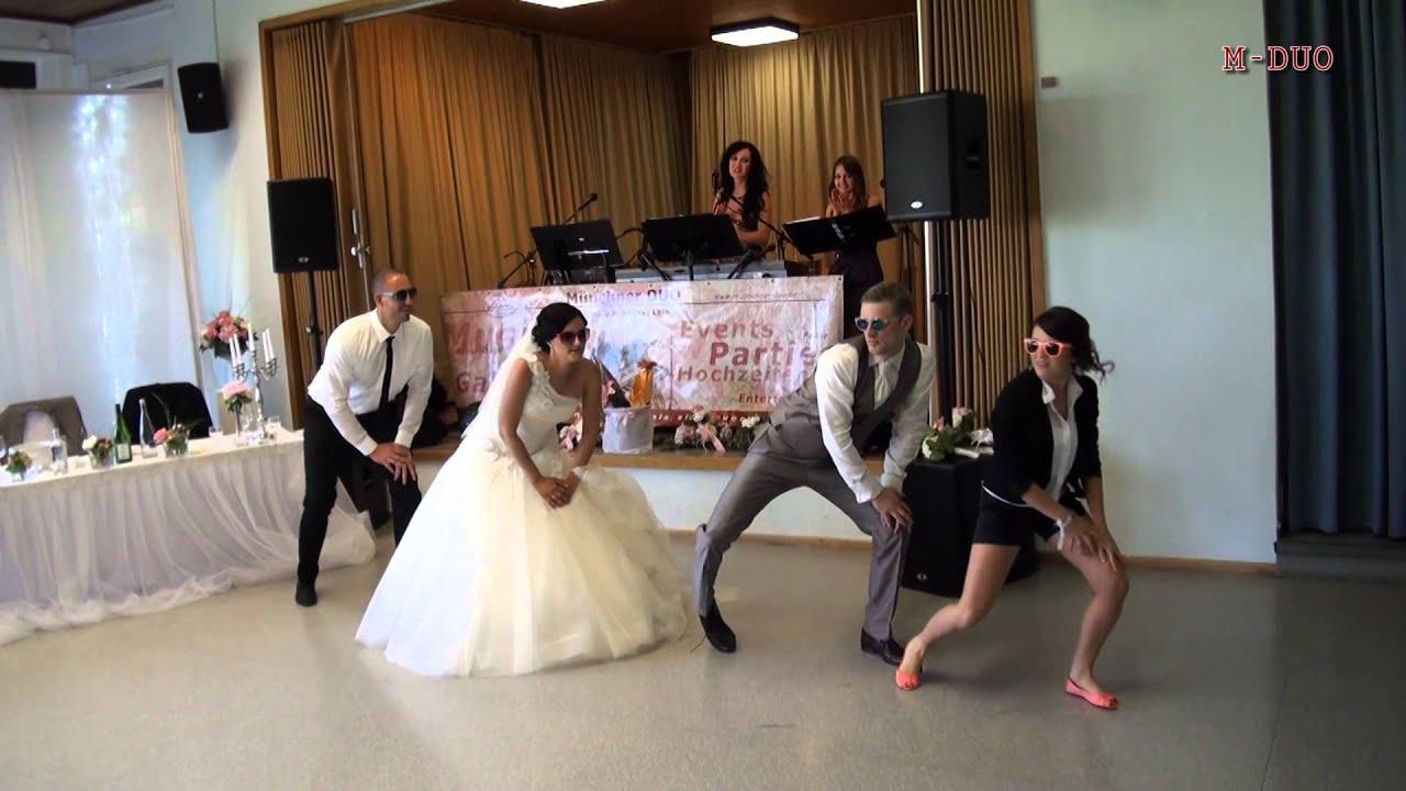 Hochzeit tanz lustig