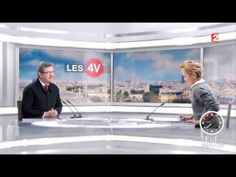MÉLENCHON - « IL FAUT SORTIR DU NUCLÉAIRE ET PASSER AU 100% RENOUVELABLE»