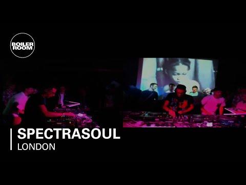 Spectrasoul 45 min Boiler Room DJ Set
