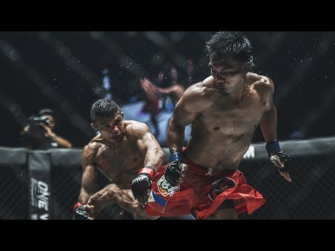 ONE's Best Bouts Of 2018 | Kevin Belingon vs. Bibiano Fernandes II