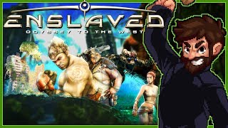 Enslaved: Odyssey to the West - Judge Mathas