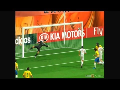 2010 Fifa World Cup South Africa  Gameplay Wii Original Wii