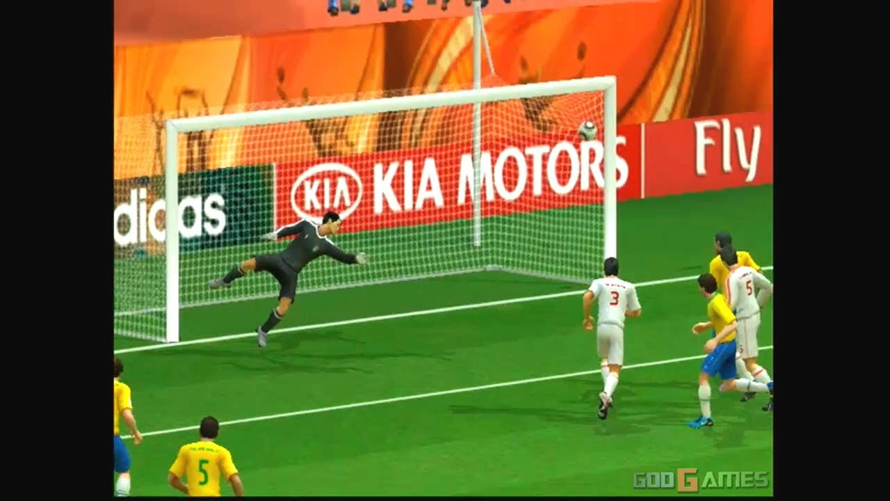 2010 FIFA World Cup South Africa (Wii) on Dolphin Wii/GC ...