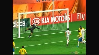 2010 Fifa World Cup South Africa - Gameplay Wii (Original Wii)