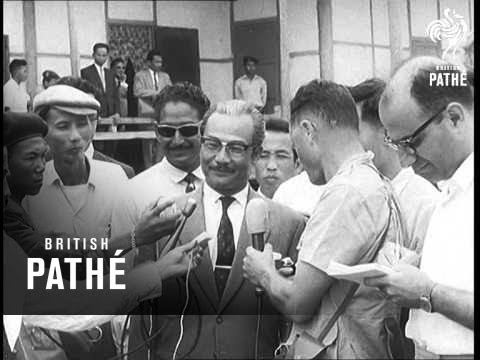 Peace At Last ? - Laos (1962)