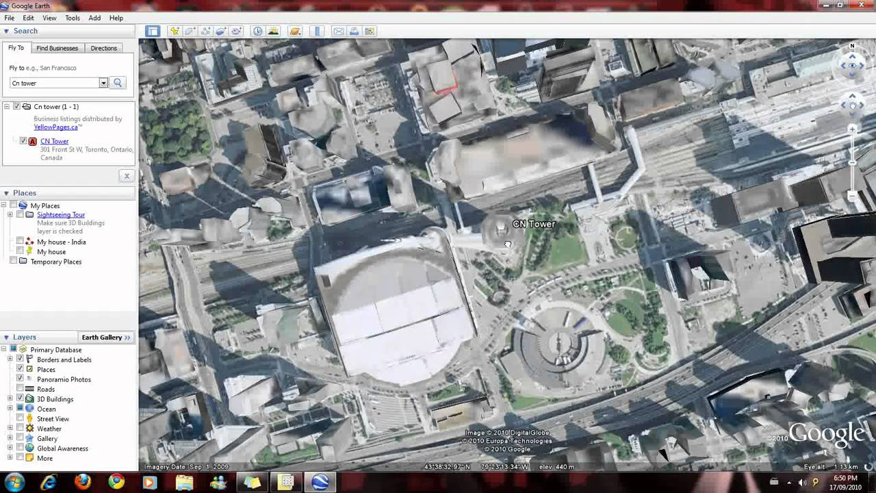 How To Find Out The Latitude & Longitude Of A Buliding Or House On Google  Earth