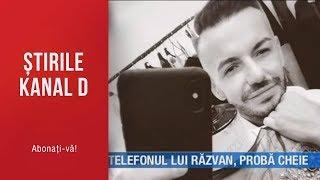 Stirile Kanal D (22.05.2019) - Telefonul lui Razvan Ciobanu, proba cheie! Editia de pranz