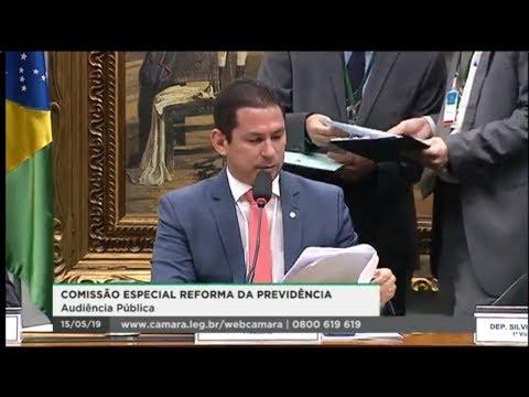 Comissão Especial da Reforma da Previdência - 15/05/2019