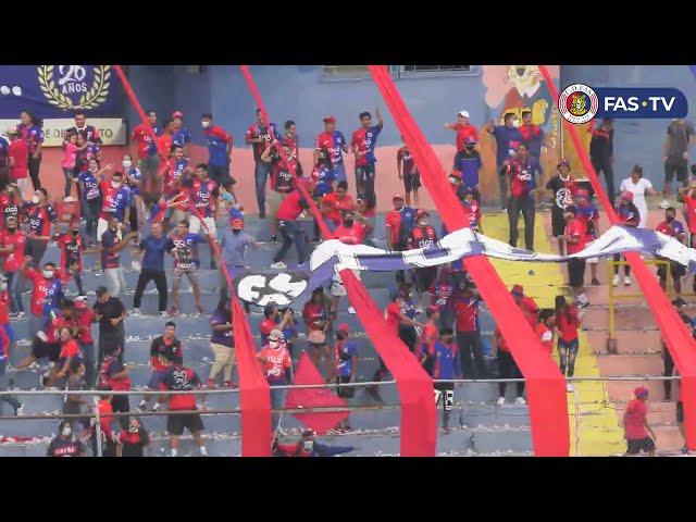 ¡Un tigre con mucha GARRA!   FAS 3-1 Firpo   Jornada 4 - Fase 2   Clausura 2021