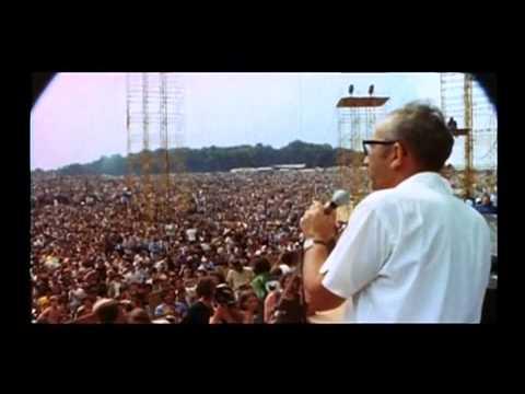 Festival Woodstock. 45° Aniversario.
