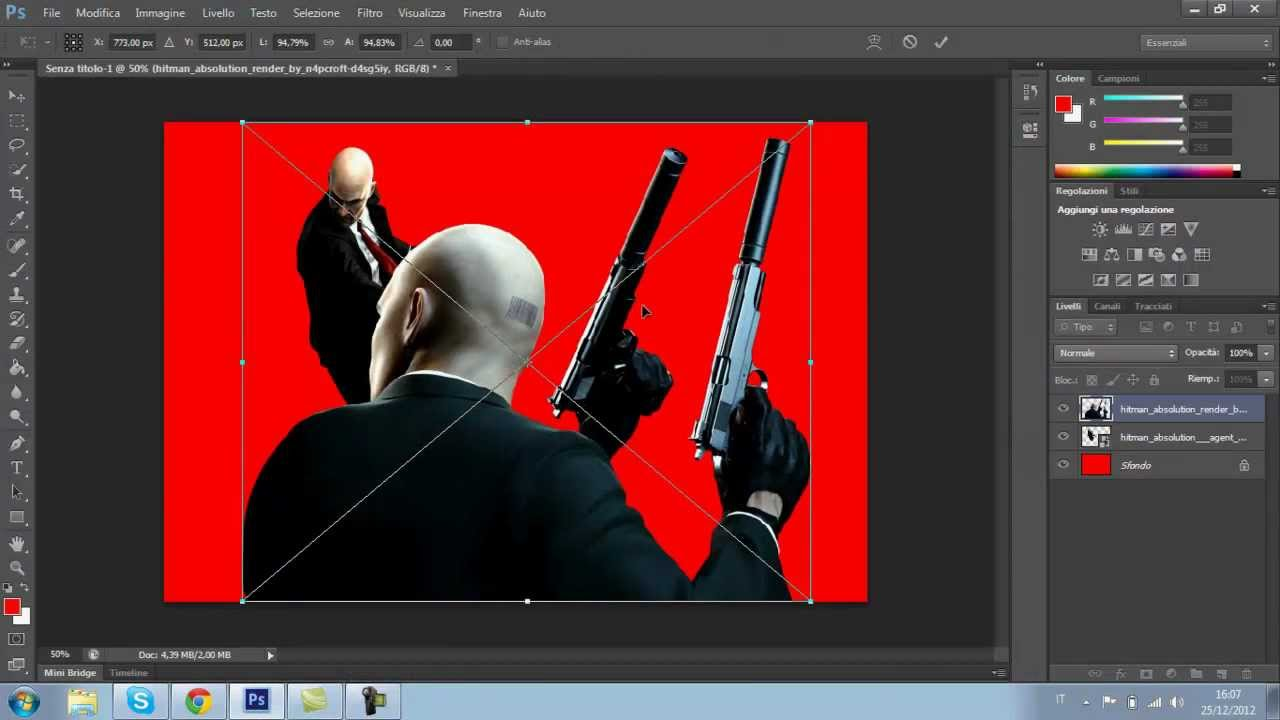 hitman absolution wallpaper #2 - youtube